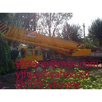 sell TADANO TG800E,80 ton mobile crane thumbnail image