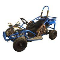 Amusement go kart for outdoor entertainment theme park