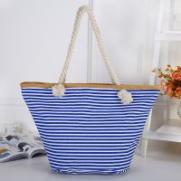 Canvas Beach Bag Fashion 2017 For Woman thumbnail image