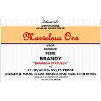 FineBrandy (Bourbon Statuses/Raisin Flavored) thumbnail image