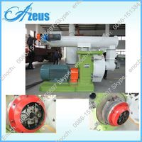 Ring Die Wood Pellet Mill With Best Price thumbnail image
