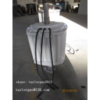 3 phase ac permanent magnet generator for wind turbine 10kw