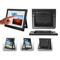 """9.7"""" 5-wire Resistive Touch Screen LCD Monitor with HDMI, DVI, VGA & AV"""