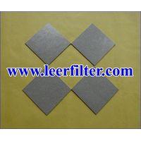 Stainless Steel Powder Filter Sheet thumbnail image