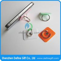 New Promotion Sticky Finger Ring Mobile Phone Holder 360 Degree Rotation Stand thumbnail image