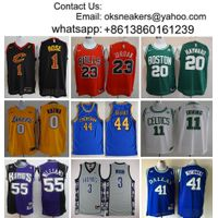 Wholesale NBA Jersey NBA Basketball Shirt NBA Clothes Wholesaler Player version Fans version