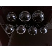 Dome lens for various optical glass