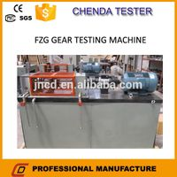 FZG Friction and wear testing machine +Gear Testing Machine +University Lab Equipment