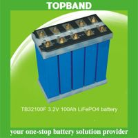 electric truck battery 3.2V 100Ah wholesale price thumbnail image