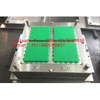 4 cavities plastic floor mold