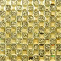 luxury golden glass mosaic tiles--modern & fashional, MU02 thumbnail image