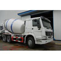 HOWO 6x4 mixer truck