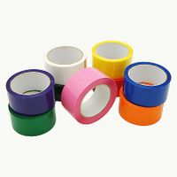 PREMIUM COLOURED IDENTIFICATION BOPP BOX SEALING TAPE