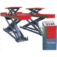 3.5T Hydraulic double scissor car lift