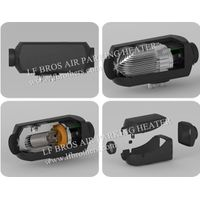 LF Bros Air parking heater CE & ROHS Approved