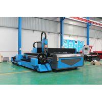 500W 1KW 2KW 3KW fiber laser cutting machine metal sheet pipe cutter machine