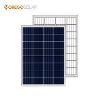 Custom made Moregosolar 12V small solar panel 100W 105W 110W poly solar panel for RV solar system