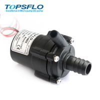 TOPSFLO High Temperature Brushless DC Food grade Pump kichen under sink instant Hot water drink wate thumbnail image