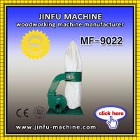 JINFU MF9022 Single bag industrial bag type wood dust collector for cnc router thumbnail image