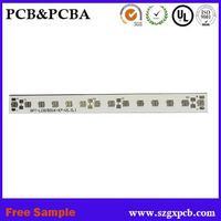Aluminum PCB for LED Manufacturing Service from China