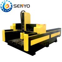 cnc router manufacturer provide hot sale popular cnc router stone cutting machine /Tombstone engravi thumbnail image