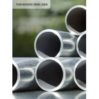 Hot dip Galvanised Round Steel Pipe (ASTM A54/A53M-07; ASTM A500/A500M-07) thumbnail image