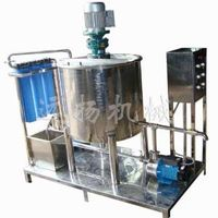 tube washing detergent emulsifying equipment