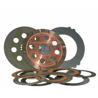 Jcb Spare Parts Brake Plates and Friction Disc