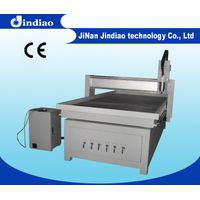 CNC router for cutting wood