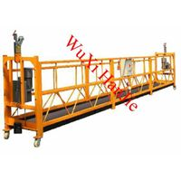 Building construction electric suspended scaffolding working platform