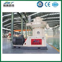 CE biomass pellet equipment for make pellet wood