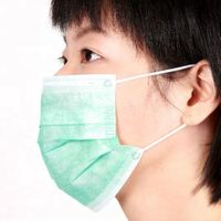 safety medical mask disposable nonwoven respirator