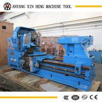 New condition pipe threading lathe with good service