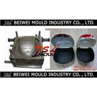 Good Price OEM Custom injection plastic motocycle tail box mould