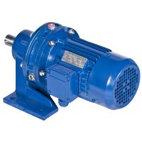 Cyclo geared motor