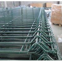Home Garden Factory Trellis PVC Folding Welded v 3d Wire Mesh Fence for Sale thumbnail image