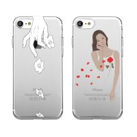 New transparent TPU softcase unique phone cases for iphone 6