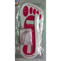 cardboard sticky feet