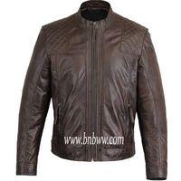 High Quality Winter Man Fashion Leather Jacket