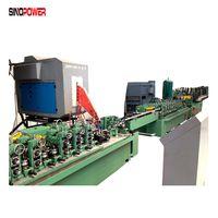 40×40mm mild steel square tube production line