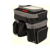 3 in 1 bicycle pannier bag rear rack bag design 2014