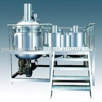 Vacuum Ointment Emulsifier Equipment (BTJR)
