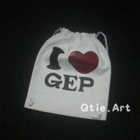 Custom Logo Custom Design OEM Promotional Drawstring Bag