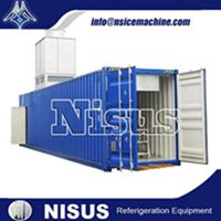 NISUS CONTAINERIZED FLAKE ICE MACHINE