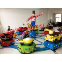 Children  Rides Whirlwind Car Electric Track Car Slide Rides thumbnail image