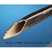 Acrylic Fiberglass Sleeving,Thermo sleeve,Silicone Rubber Fiberglass Sleeving
