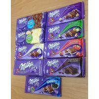 Milka Chocolate 100gr, 300gr