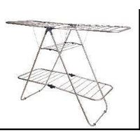 201 Stainless steel, folding clothes drying rack