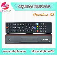 support 3G IPTV openbox Z5 HD original Openbox Z5 update from Openbox X5 Support Free IPTV, Youtube/