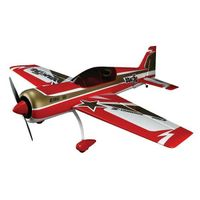 E-flite Carbon-Z Yak 54 3X Bind-N-Fly Basic Electric Airplane